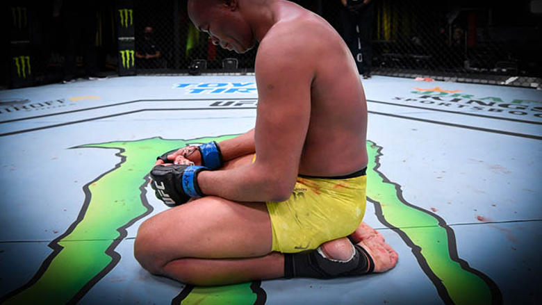 UFC Legend Anderson Silva