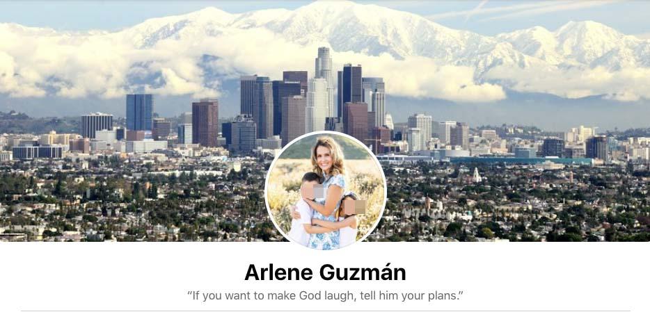 Arlene Guzman Todd Facebook page