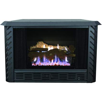 Ashley Hearth Vent-Free Propane Gas Firebox