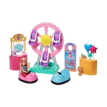 Barbie Bumper Cars