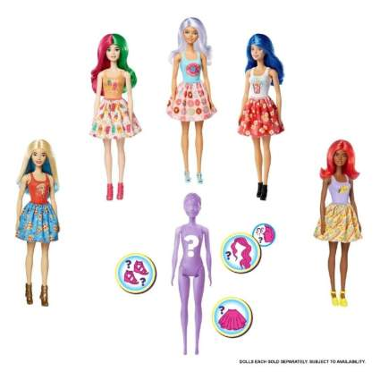 Barbie Color Reveal Doll