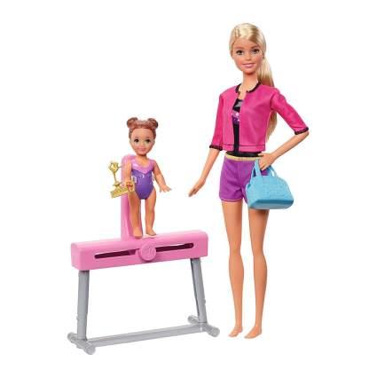 Barbie Gymnastics
