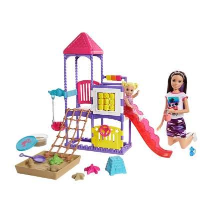 Barbie Jungle Gym