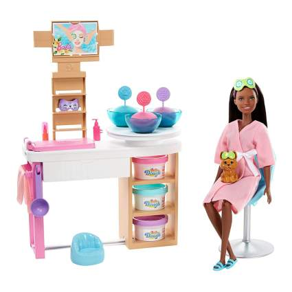 Barbie Spa Day Playset