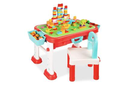 Best Choice Products Kids 8-in-1 Activity Table
