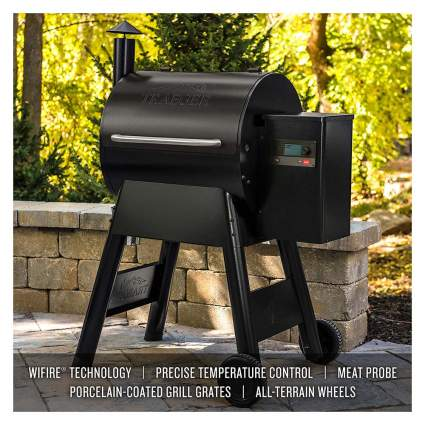 Best Grilling Gifts - Traeger 575