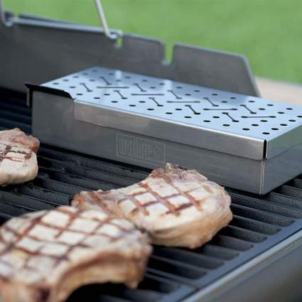 Best Grilling Gifts - Weber Smoker