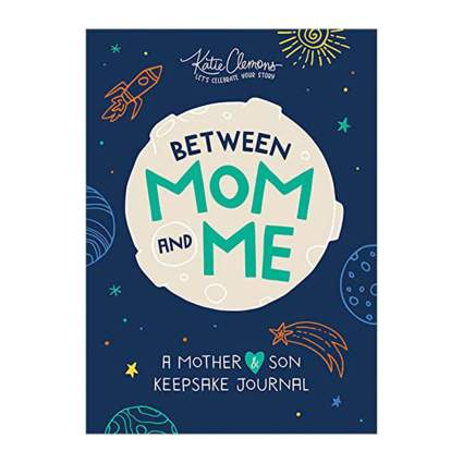 Between Mom and Me