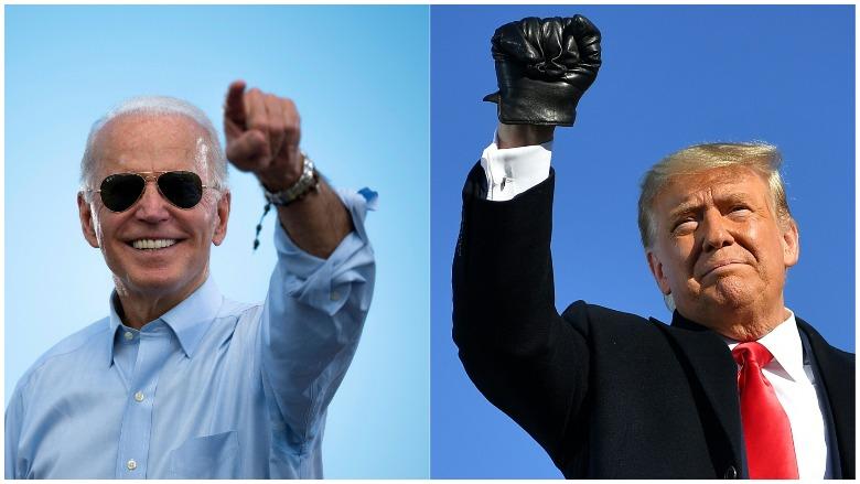 2020 election biden v trump