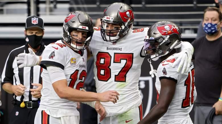 Brady and Gronkowski