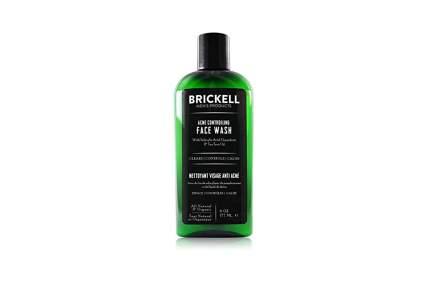 Brickwell salicylic acid face wash