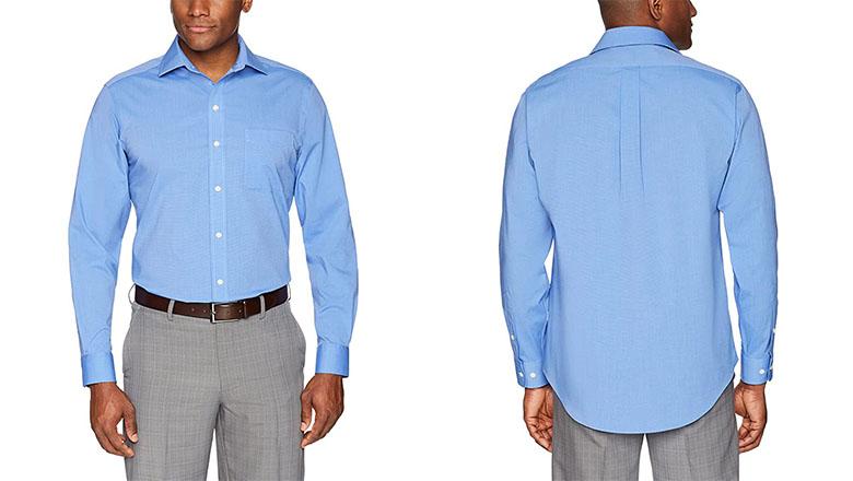 Buttoned Down Poplin Shirt