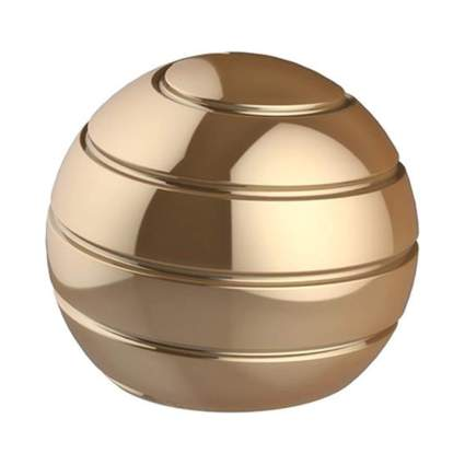 CaLeQi Aluminum Alloy Gyro Kinetic Desktop Ball