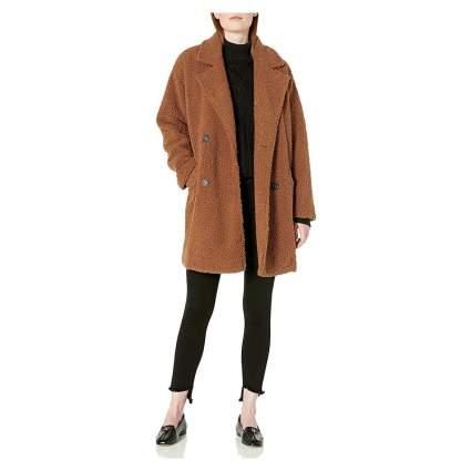 Calvin Klein Sherpa Coat
