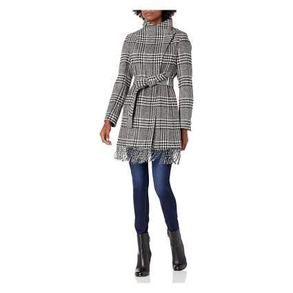 Calvin Klein wrap coats