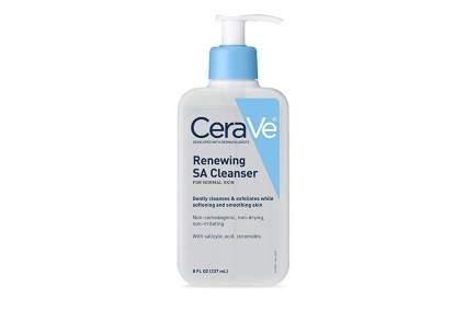 CeraVe salicylic acid face wash