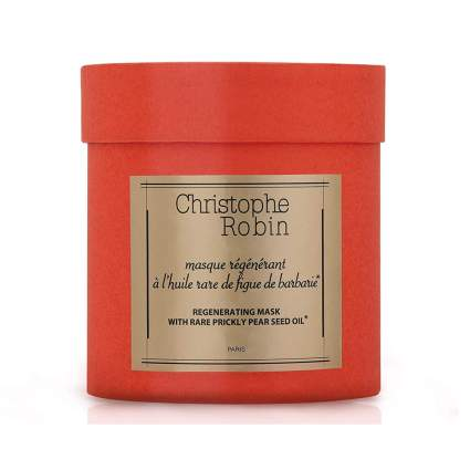 Orange Christophe Robin hair mask
