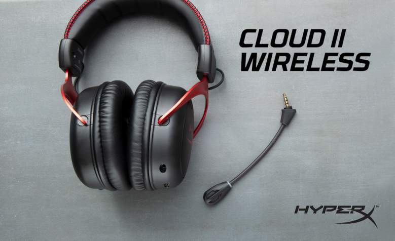 HyperX Cloud 2 Wireless