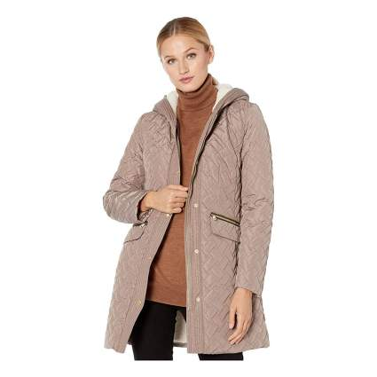Cole Haan Sherpa Coat