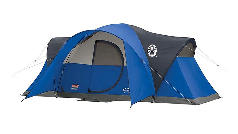 Coleman Easy Setup Montana Tent
