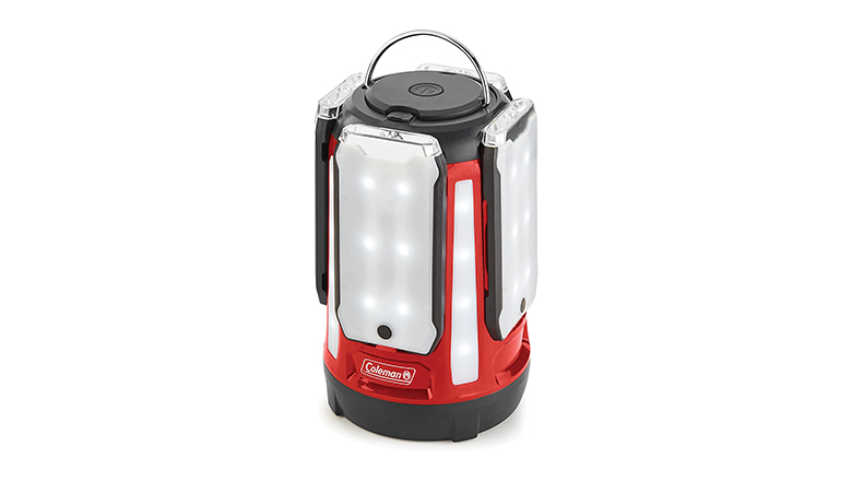 Coleman 800 Lumens Four-Panel LED Lantern