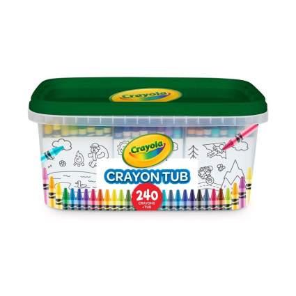 Crayola 240 Crayons