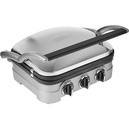stainless steel Cuisinart griddle
