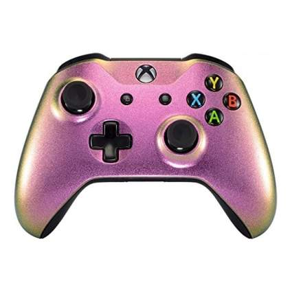Custom Controllerzz Pink Chameleon Xbox One Controller