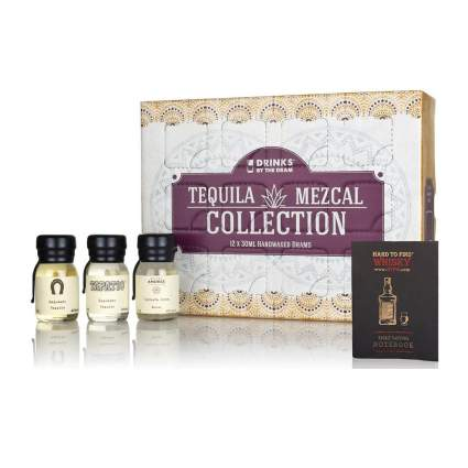 Drinks by the Dram Advent Calendar - Tequila