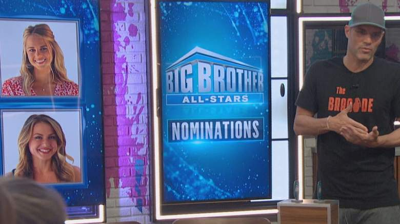 Head of Household Enzo nominates Christmas and Nicole for eviction