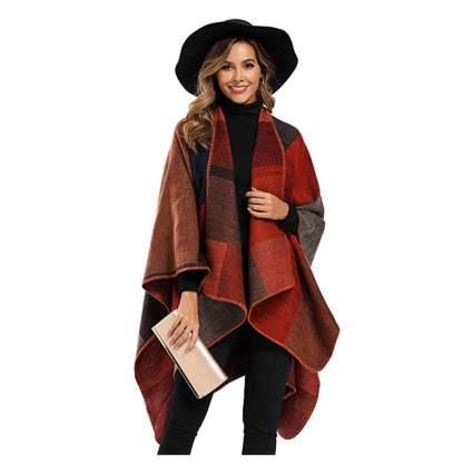 Epsion cape coat