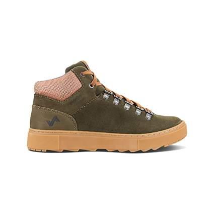 Forsake Lucie Mid - Women's Waterproof Leather Sneaker Boot