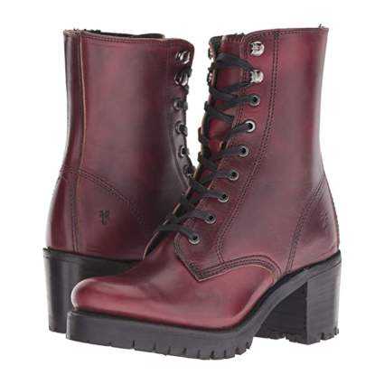 Frye Chunky Boots
