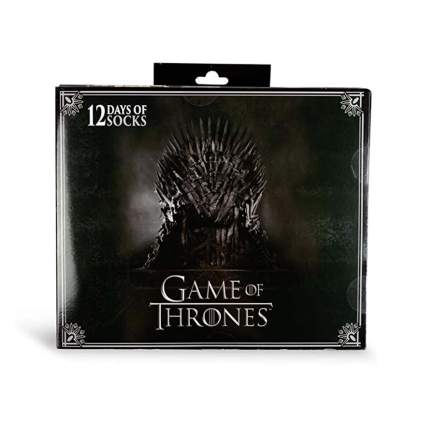 Game Of Thrones Advent calendar