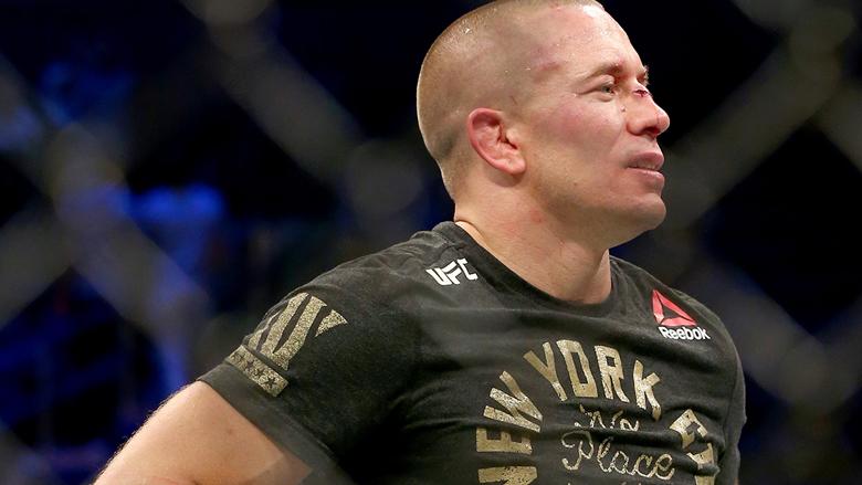 UFC Legend Georges St-Pierre