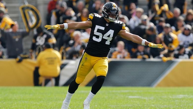 LJ Fort Pittsburgh Steelers