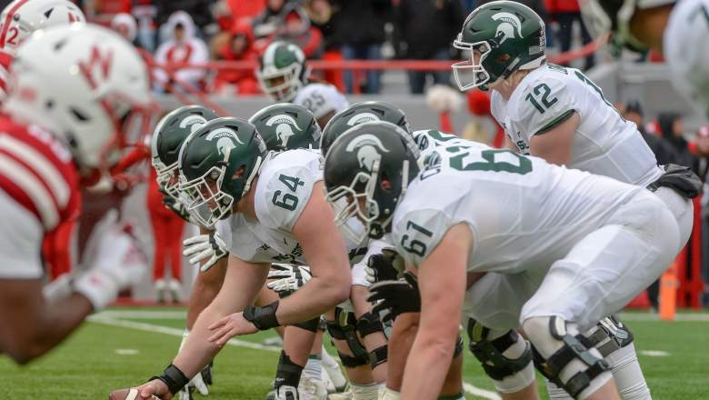Michigan State vs Rutgers watch