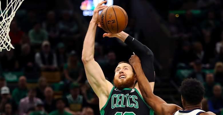 Aron Baynes, former Celtics center