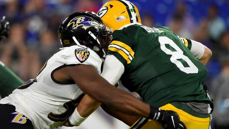 Alvin Jones Packers Workout