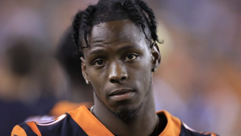 Giants urged to swing deal for Bengals WR John Ross