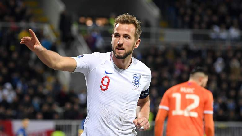 Where to Watch England vs Belgium Nations League in US ...