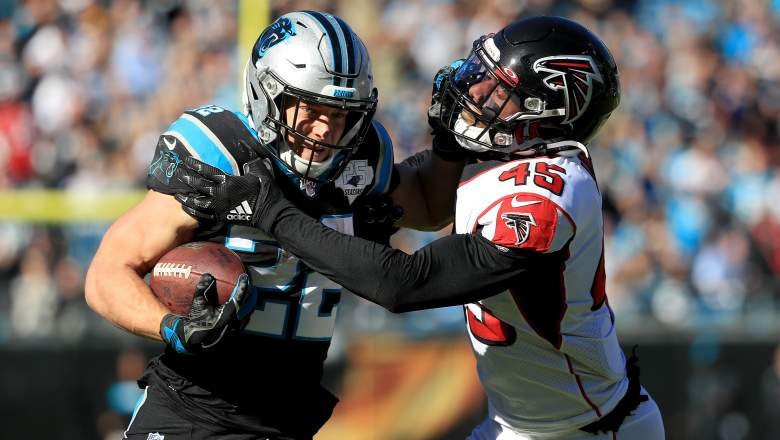 Falcons Panthers