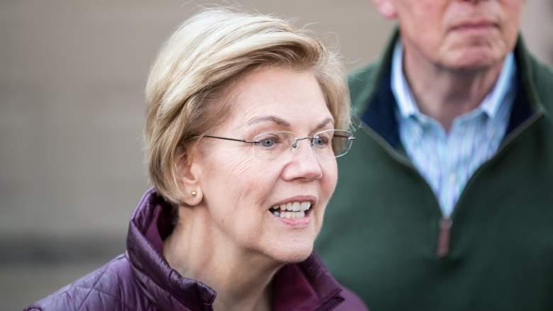 Elizabeth Warren rally crowd sizes