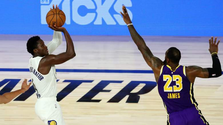 Victor Oladipo, potential Lakers target.