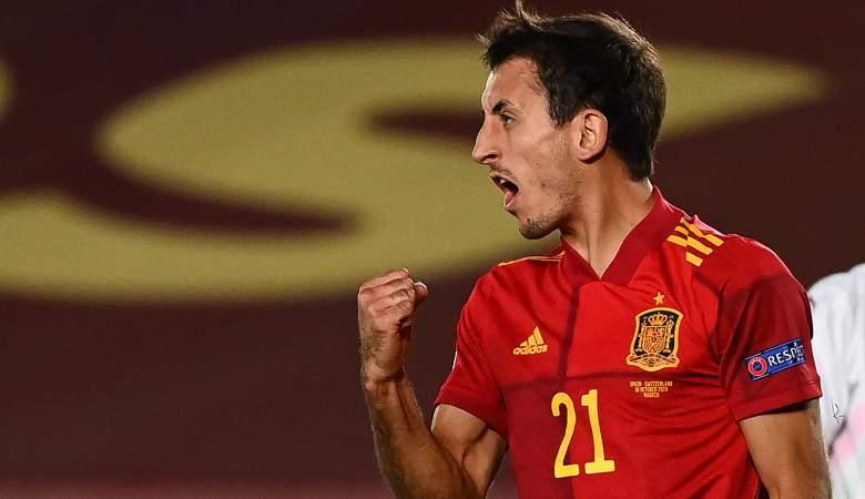 Spain vs Ukraine watch