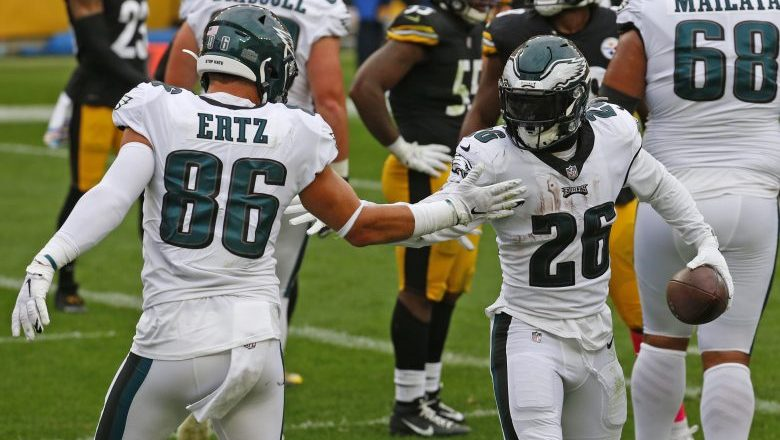 Eagles likely down three starters vs. Giants on Thursday