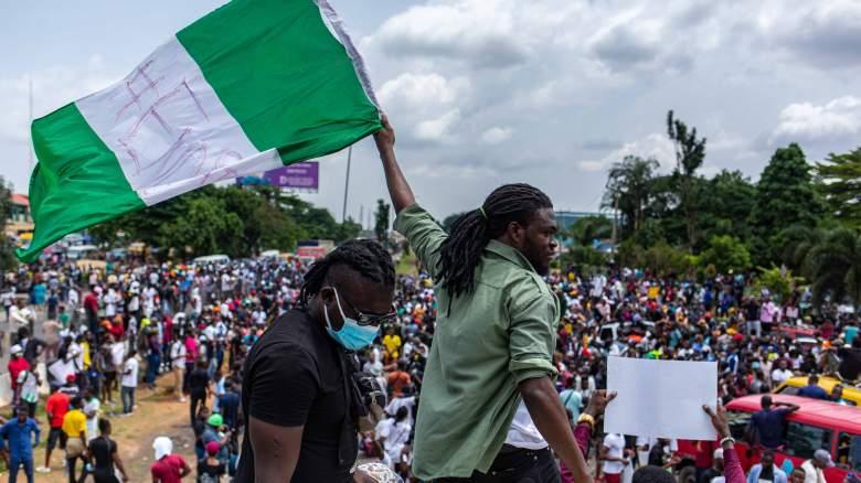Nigeria End SARS