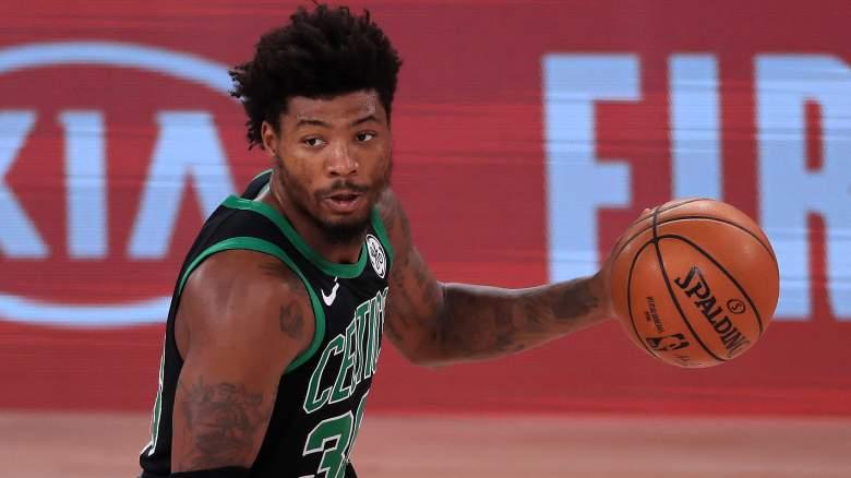 Marcus Smart, Boston Celtics.