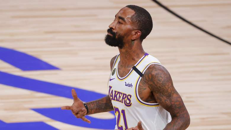 J.R. Smith, Los Angeles Lakers.