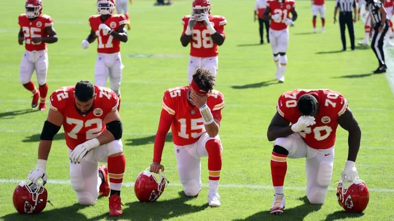 Chiefs Raiders Week 5